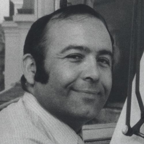 Étienne Fermigier portrait