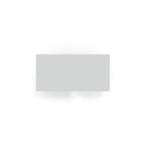 Applique 6135PM de Pierre Paulin, blanc