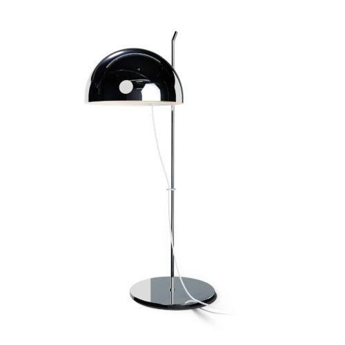 Lampe à poser A21 d'Alain Richard chrome